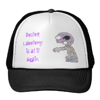 Doctor Labotomy Trucker Hat