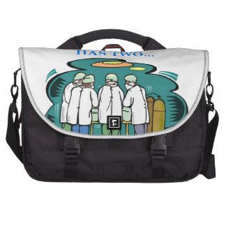 DOCTOR LAPTOP BAG