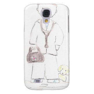 Doctor (Male) Galaxy S4 Covers