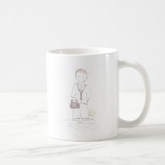 Doctor (Male) Coffee Mug