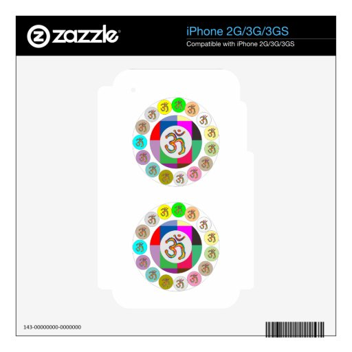Doctor Mantra - Chant 108 times Stick 108 times Skins For The iPhone 2G