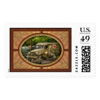 Doctor - MASH Unit Postage Stamp