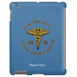 Doctor MD Caduceus VVV Shield
