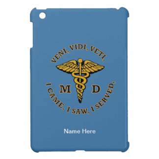 Doctor MD Caduceus VVV Shield Case For The iPad Mini