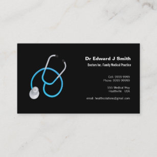 Md business cards templates zazzle doctor md medical business card design template cheaphphosting Image collections