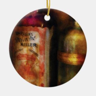 Doctor - Microbe Killer Christmas Tree Ornament