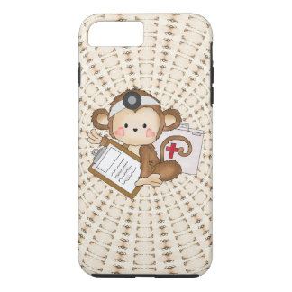 Doctor Monkey iPhone 7 plus tough case