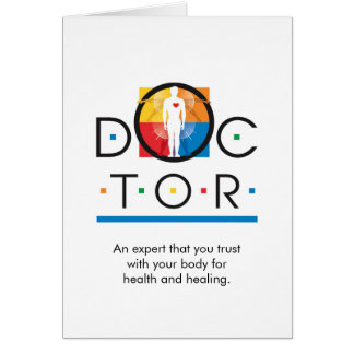 """""""Doctor"""" Note Card"""