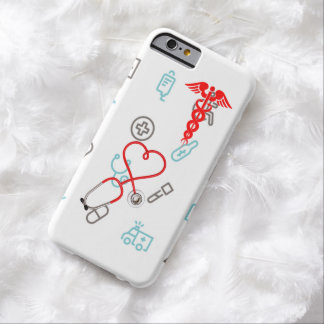 Doctor Nurse Business Medical Emergency EMT Barely There iPhone 6 Case
