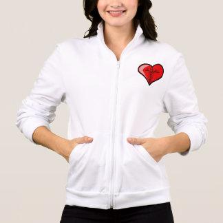 Doctor Nurse Medic EMT Heart Hospital Jacket