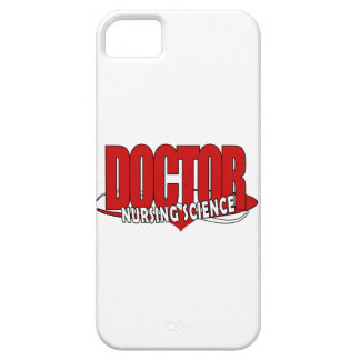 DOCTOR NURSING SCIENCE BIG RED iPhone SE/5/5s CASE