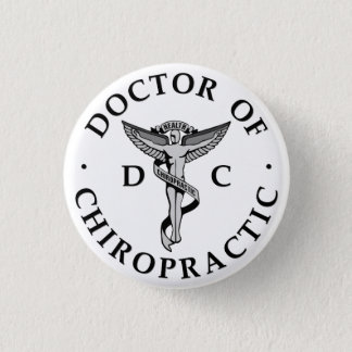 Doctor of Chiropractic Logo Button