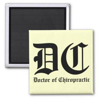 Doctor of Chiropractic Magnet