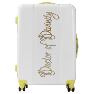 Doctor of Divinity Luggage