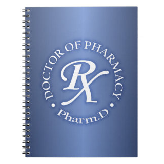 Doctor of Pharmacy Notebook