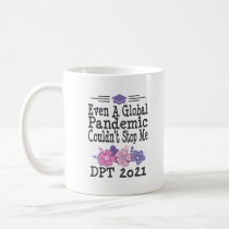 Doctor of Physical Therapy DPT Graduation Gift Coffee Mug