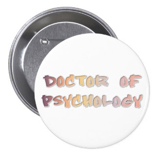 Doctor of Psychology Button