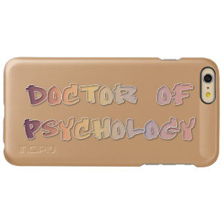 Doctor of Psychology Incipio Feather Shine iPhone 6 Plus Case