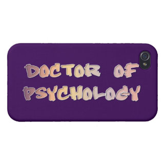 Doctor of Psychology iPhone 4/4S Cover