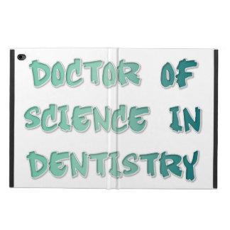 Doctor of Science in Dentistry Powis iPad Air 2 Case
