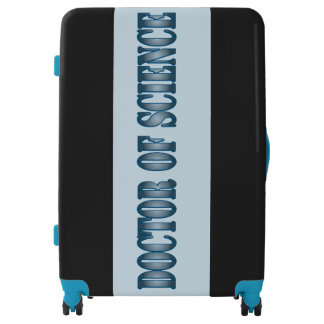Doctor of Science Luggage