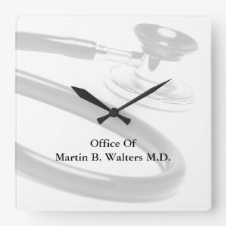 Doctor Office Business Wall Clock