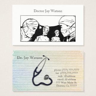 Doctor Office Personalize Destiny Destiny'S Business Card