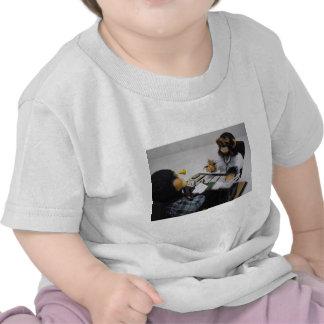 Doctor-Oficina Camisetas