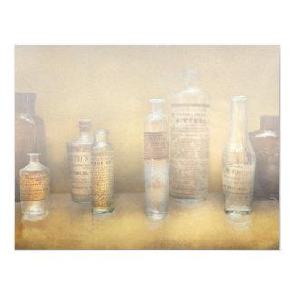 Doctor - Oil Essences 4.25x5.5 Paper Invitation Card