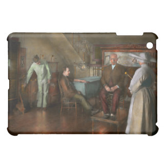 Doctor - Old fashioned influence - 1905-45 iPad Mini Covers