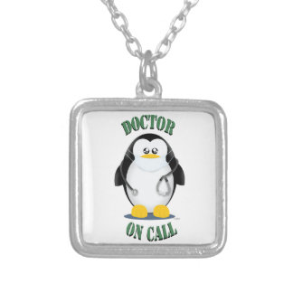 Doctor on Call Penguin Necklaces
