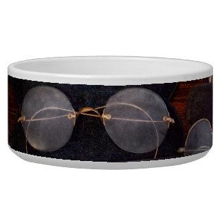Doctor - Optometrist - Array of Opticals Bowl