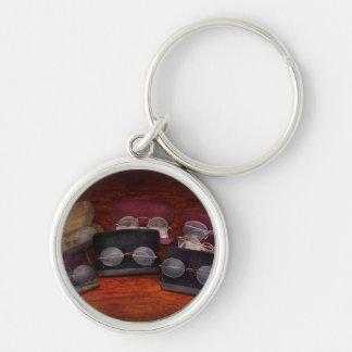 Doctor - Optometrist - Array of Opticals Keychains