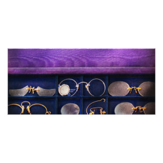 Doctor - Optometrist - Many styles to choose from Rack Card