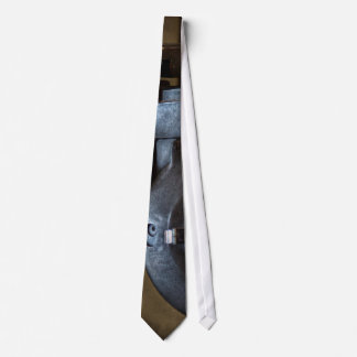Doctor - Optometry - An old phoropter Neck Tie