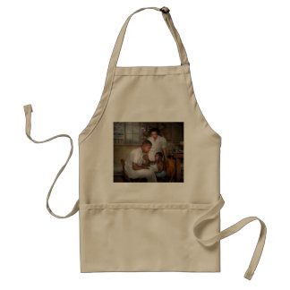 Doctor - Pediatrician - From the heart 1942 Adult Apron