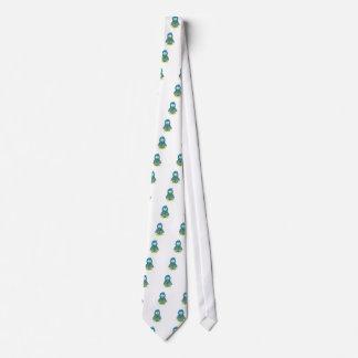 Doctor Penguin Neck Tie