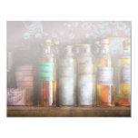 Doctor - perfume - jabón y Colonia Invitación 10,8 X 13,9 Cm