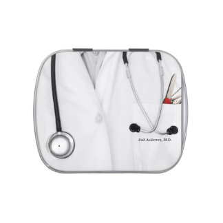 doctor personalized gift ideas jelly belly candy tins