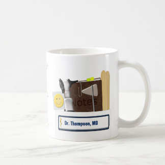 Doctor Personalized Pockets Mug