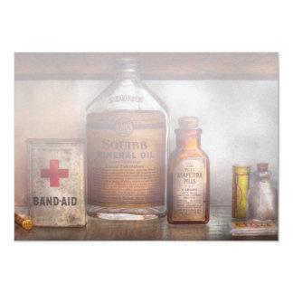 Doctor - Pharmacueticals Custom Invitations
