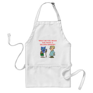 doctor physician humor aprons