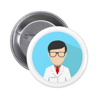 Doctor Pinback Button