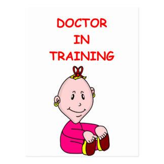 DOCTOR POSTALES