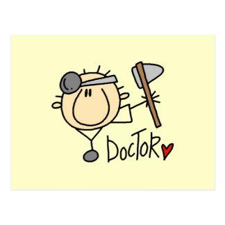 Doctor Postcard