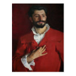 Doctor Pozzi at Home by John Singer Sargent Post Cards
