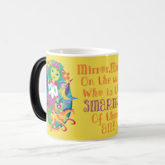 Doctor - Princess - Mermaid in Glasses :) Magic Mug