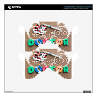 Doctor PS3 Controller Skins
