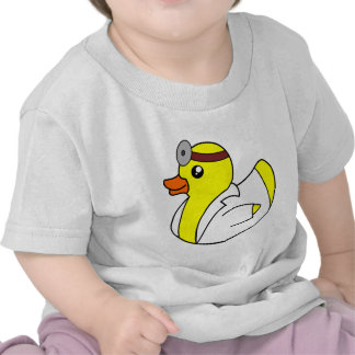 Doctor Quack the Rubber Duck T Shirt