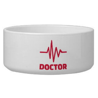 Doctor red frequency bowl